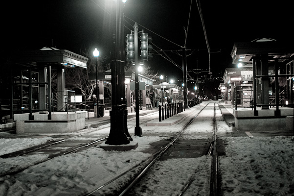 Trax Station